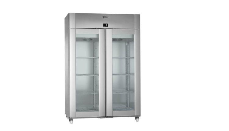 Hoshizaki: Μεγάλα ψυγεία με γυάλινη πρόσοψη