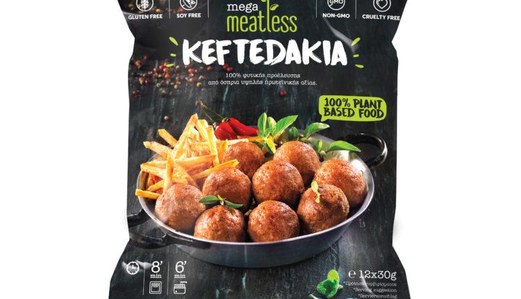 Mega Meatless: Κατεύθασαν και στα My Market