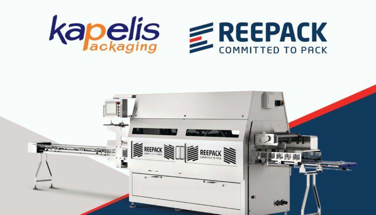 Συνεργασία Kapelis Packaging με την ιταλική Reepack