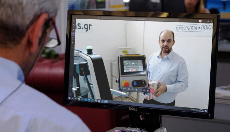 Βαμβακάς: Πάθος για Συσκευασία σε 'real time'