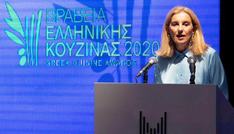 Η ΕΛΟΠΥ χορηγός στα Βραβεία Ελληνικής Κουζίνας