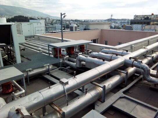 ΖΕΒ ΑΕΕΥ:    Έλεγχος εγκαταστάσεων κλιματισμού