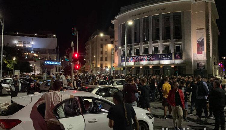 Θεσσαλονίκη: διαμαρτυρία επαγγελματιών της εστίασης