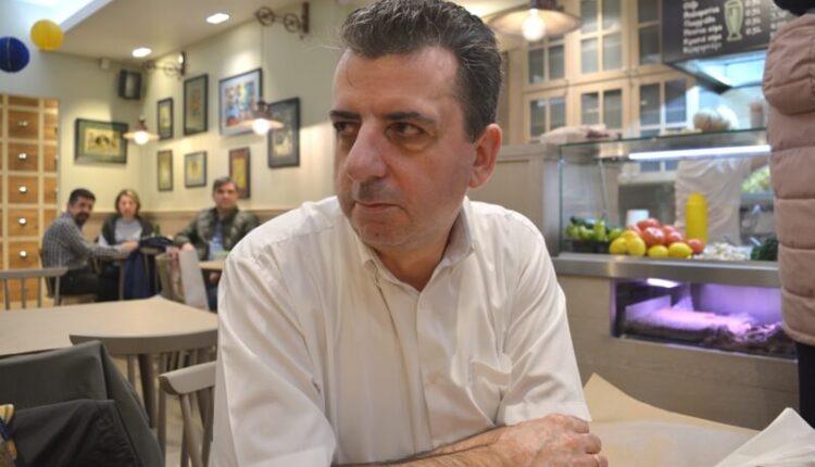 Κώστας Μουστακίδης: «Ο ψητοπώλης χρειάζεται λίγη επιστήμη»